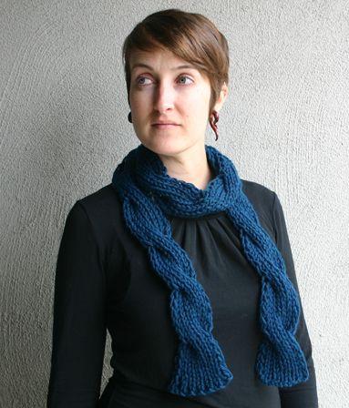 TwistScarf