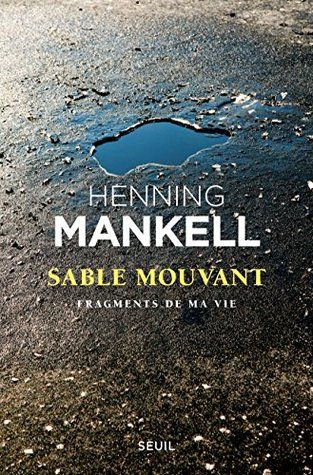 Sable mouvant by Henning Mankell