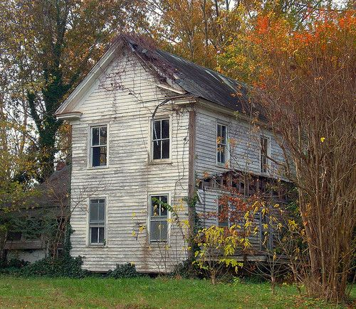 Abandoned North Carolina Homes: Abandoned House