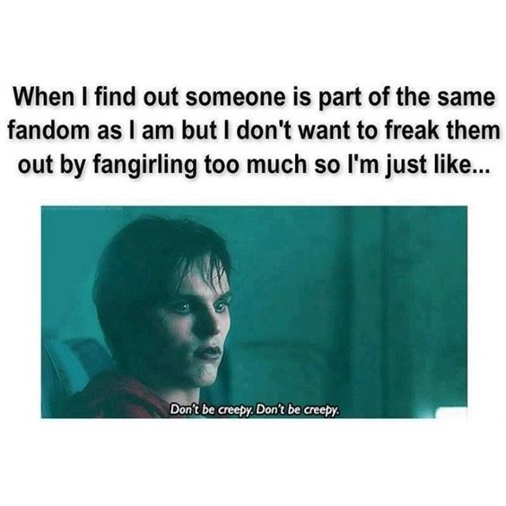 Fangirling Fandom, It's Weird ❤ liked on Polyvore featuring quotes, fandom, funny, pictures, other, text, filler, phrase and saying
