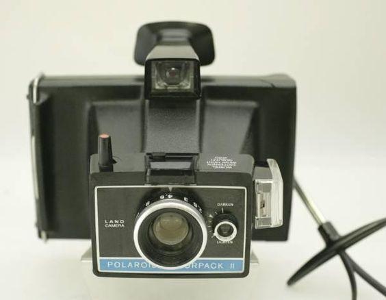 POLAROID COLORPACK II / LAND CAMERA / Jhg. 1968 in Wetzikon ZH von cyan74 kaufen bei ricardo.ch