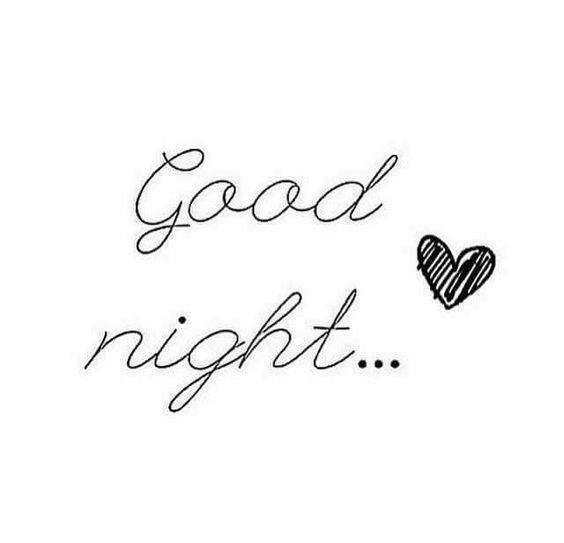 Goodnight. Take care. Apna khayal rakha karo. Sleep well. Sweet dreams. Stay happy. Bye. Keep smiling