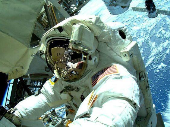 Daños en la vista y musculares mayores problemas de astronautas - Informador.com.mx