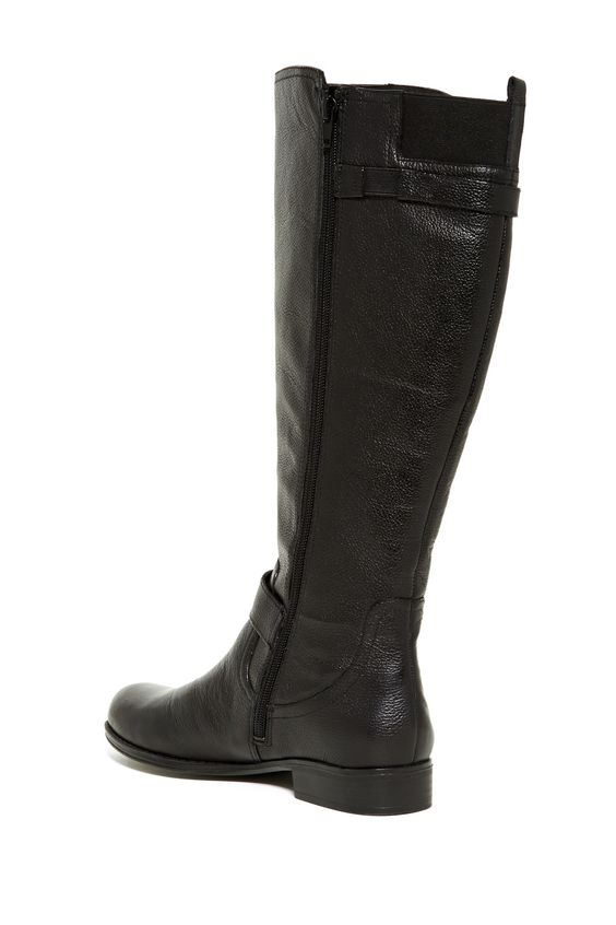 Joylynn Wide Calf Boot - Wide Width Available  by Naturalizer on @nordstrom_rack