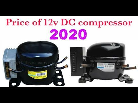 Dc Compressor Price In Pakistan 12v Dc Compressor Price Ft Tech In 2020 Compressor Science And Technology Tech
