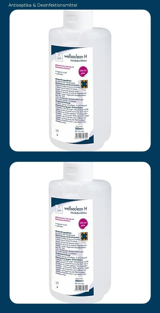 Pin Auf Antiseptika Desinfektionsmittel