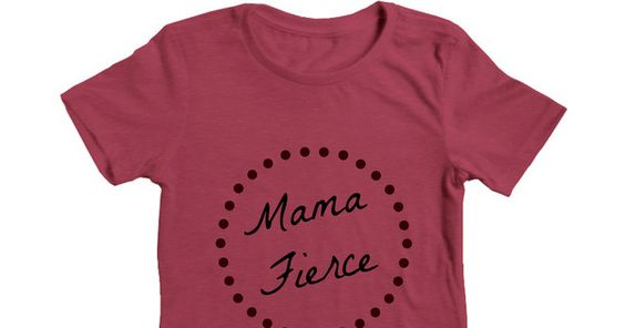 Mama Fierce - Mama Fierce is ready for adoption #2. Mama Fierce is my alter ego. She is part superhero and part fairy godmother. She rocks IEP meetings and has been known to make an...