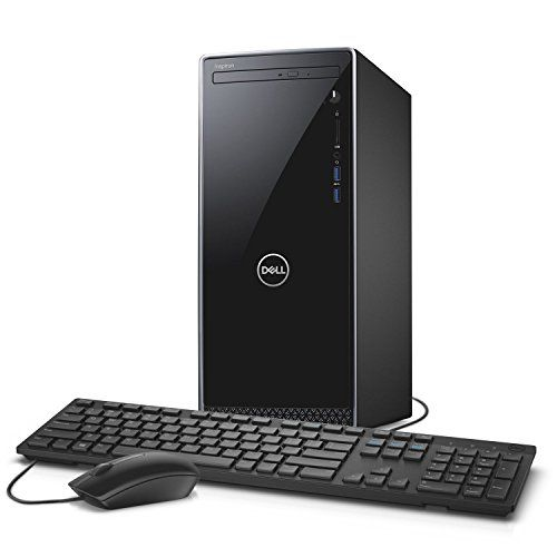2019 Newest Dell Inspiron Premium Desktop Latest 9th Gen Intel Six Core I5 9400 12gb Ram 128gb Ssd 1tb Hdd Dual Drive Wifi Bluetooth Dvdrw Hdmi Vga U In 2020 Dell Inspiron