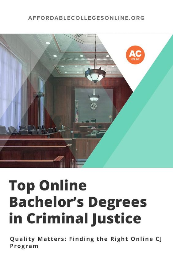 For those who are interested in entering a career that maintains the safety of others, an online degree in criminal justice is a good first step. As more schools provide online criminal justice degree programs, narrowing down the options can be overwhelming. To help along this process, we have created this list of the top online criminal justice programs based on our methodology.