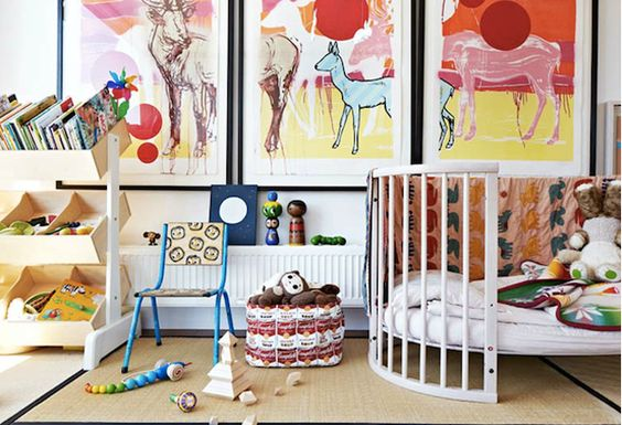 Join our #SocialCircus nursery decor Pin Party tonight at 6pm PST/9Pm EST! #SocialCircus