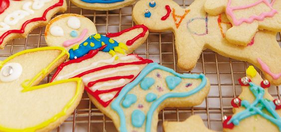 Biscuits à décorer Recettes | Ricardo: Recipe, Children, Frosting Recipes