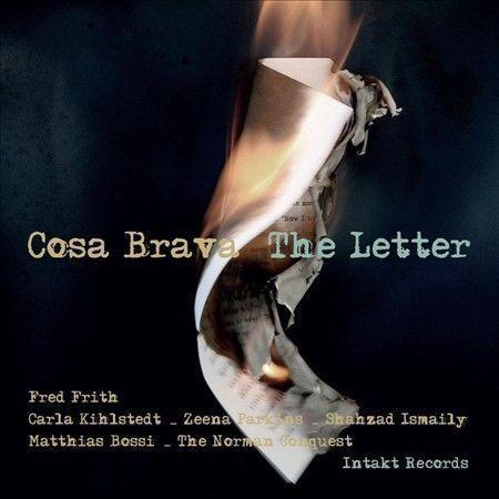 Fred Frith - Cosa Brava-The Letter, Black