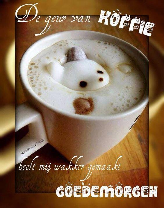 Lekkere Koffie Liefs Pinterest
