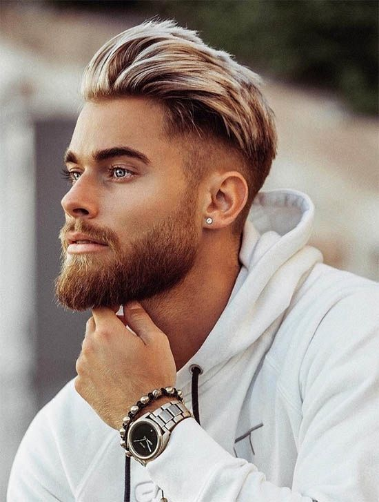 Best Skin Bald Fade Haircut 30 Haircut Styles For Men Mens Hairstyles Round Face Round Face Men Mens Hairstyles