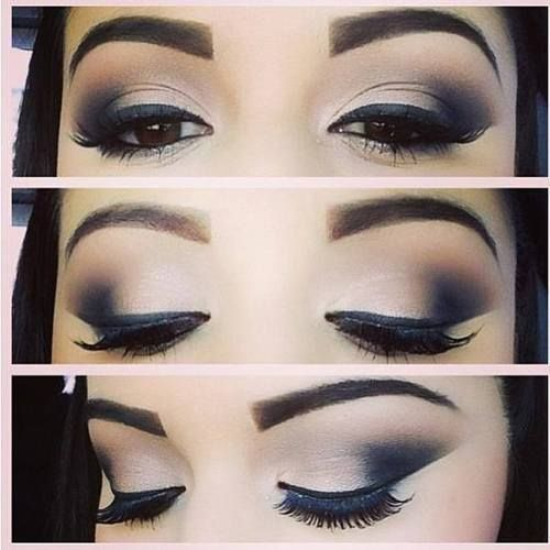 fabmakeups:How many likes does this sexy makeup deserve?