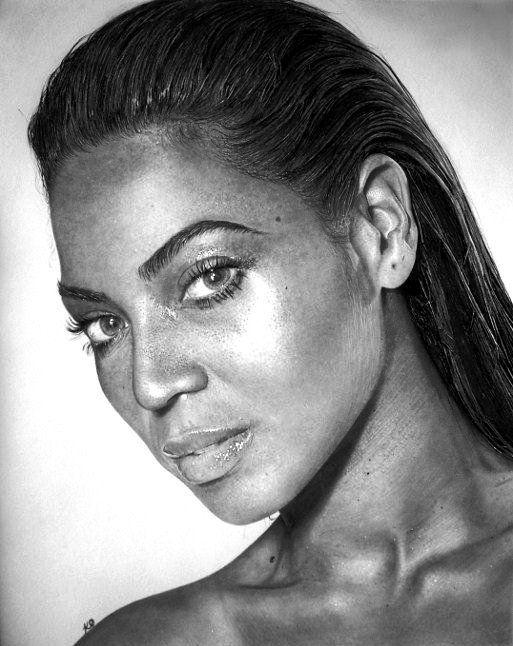 Beyonce by Kelvin Okafor