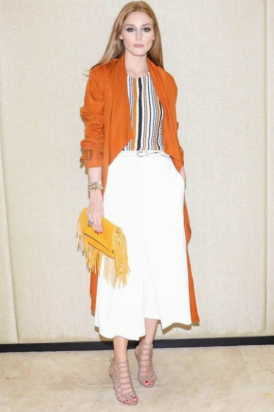 The Olivia Palermo Lookbook : Olivia Palermo in Paraguay