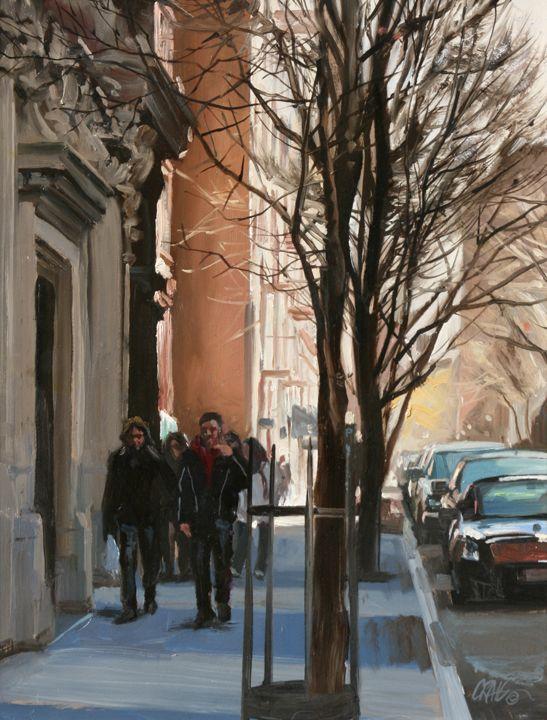 Craig Nelson, Artist, Impressionist
