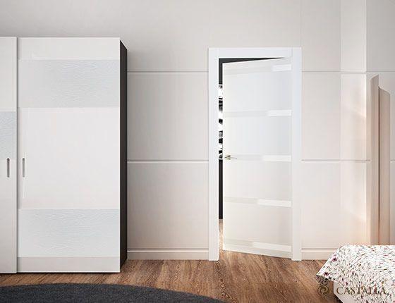 Armario adroa seire imagin apertura de armario corredera - Armario lacado blanco ...