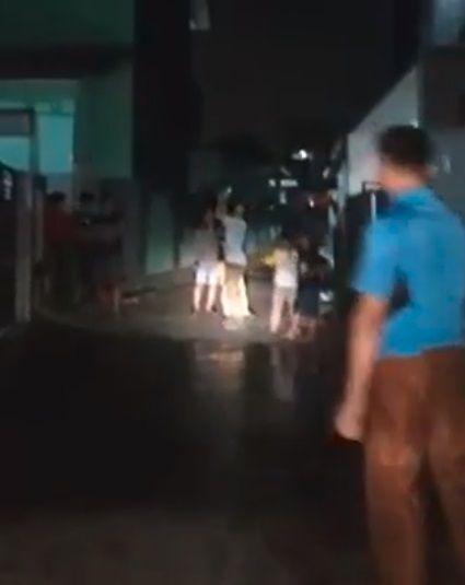 Dikira hujan satu tempat
