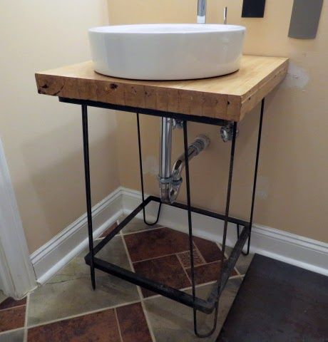 Can 39 t find the perfect off the shelf vanity build your for Where can i find bathroom vanities