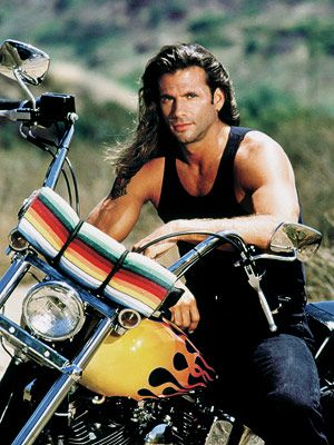RENEGADE (1992-1997) with Lorenzo Lamas PREMISE Well, the opening narration sets it all up better than I could: ''He was a cop and good at his job. But he committed the ultimate sin, and testified against other cops gone bad. Cops that tried to kill him but got the woman he loved instead. Framed for murder, now he prowls the badlands. An outlaw hunting outlaws, a bounty hunter, a renegade.