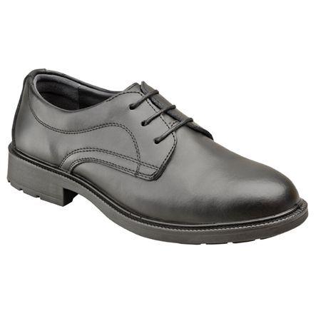 VELTUFF 'Officer' Smooth Safety Shoe S1P SRC - BACA Industrial Safety & Workwear