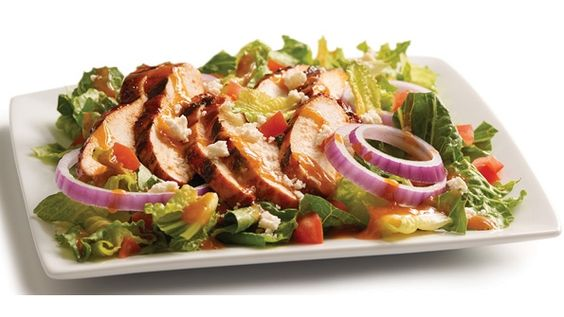 Grilled chicken salad, Grilled chicken and Chicken salads on Pinterest