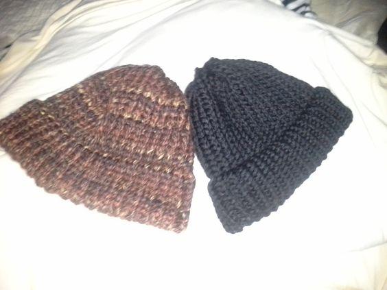 loomed hats