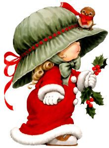 Image detail for -Ruth Morehead  All ready for Santa.