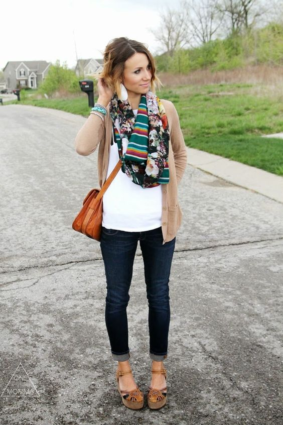 Modest Skinny Pants Outfits