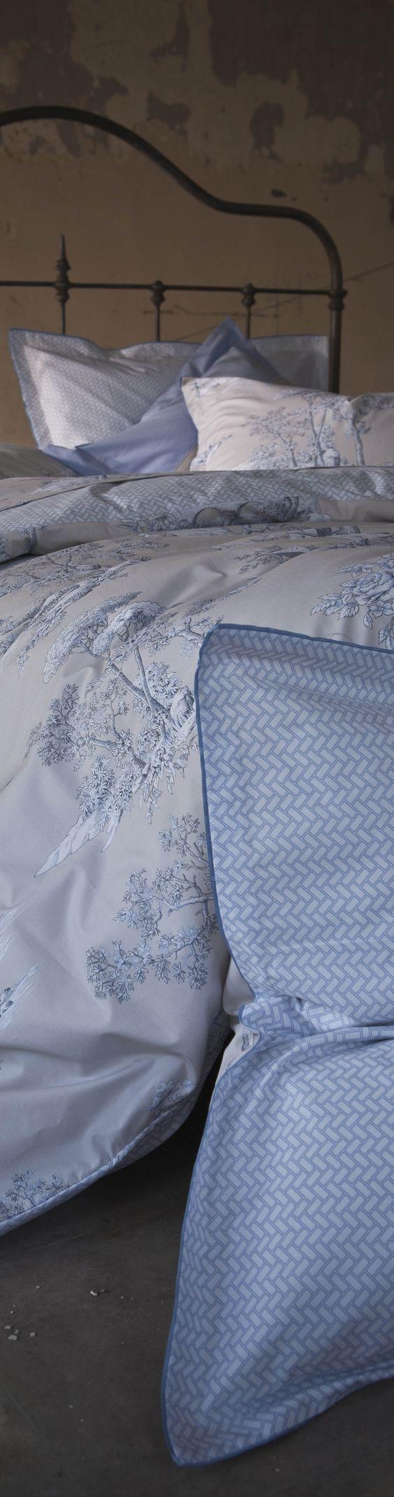 ESSIX HOME COLLECTION - Éternité - 100 % percale de coton - http://urlz.fr/1Oyw