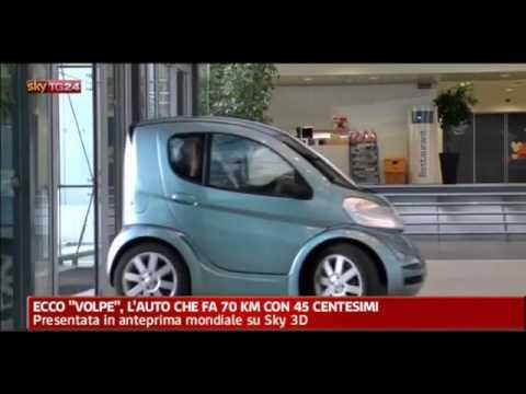 VOLPE CAR in anteprima mondiale su sky3d Italia  http://www.volpecar.com/
