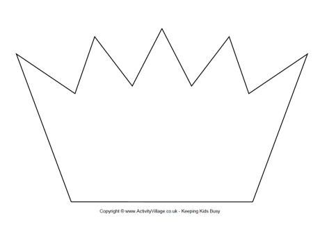Crown template 1
