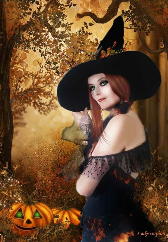beautiful witch this is halloween pinterest