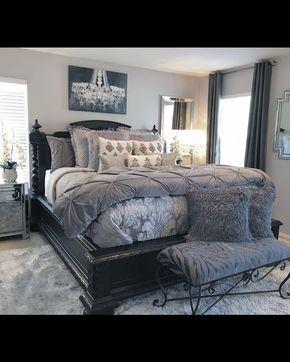 Gray Bedroom Decor Ideas Luxury Follow Pinterest Handsomeandwealthy Bedroom Sets Bedroom Inspirations Bedroom Design