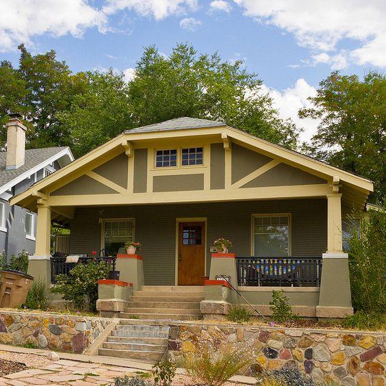 How To Design A Bungalow Porch