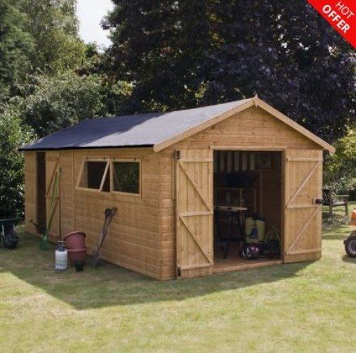Free Diy Shed Plans 8x10 Small Storage Shed Projects And Ideas Are Simple To Complete Sheds Diyprojects Workshop Shed Building A Shed Wooden Sheds