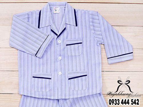Nên may hay mua sẵn đồ bộ pijama cho ông già hcm? | Huỳnh Hương Shop