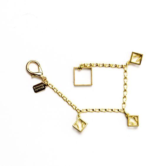 Cubist Diamond Bracelet