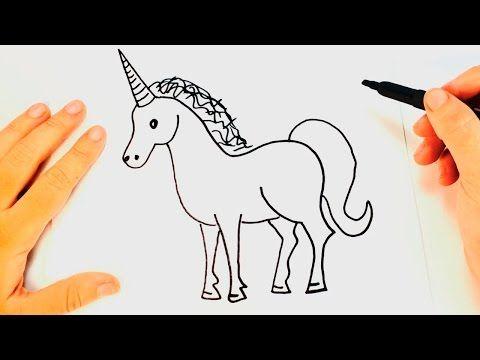 Como Dibujar Un Unicornio Para Ninos Dibujo De Unicornio Paso A Paso Youtube Como Dibujar Un Unicornio Unicornio Para Ninos Dibujos Para Ninos