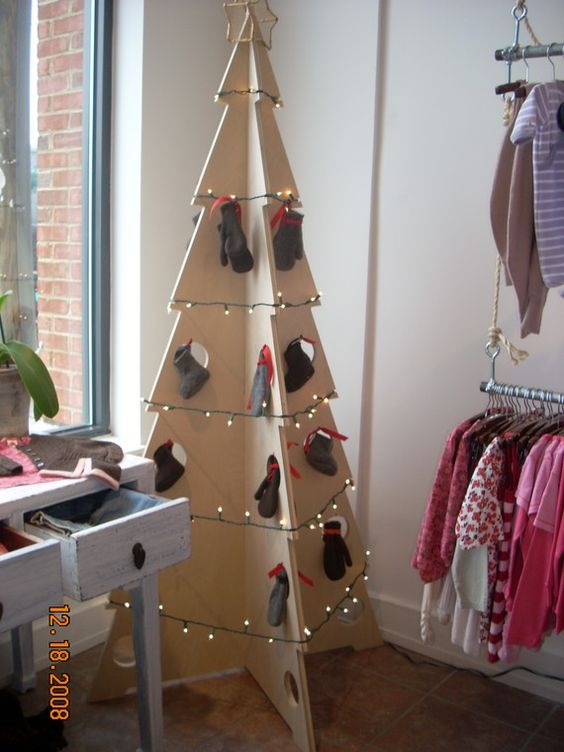 I could get into a plywood christmas tree winter for Plywood christmas tree