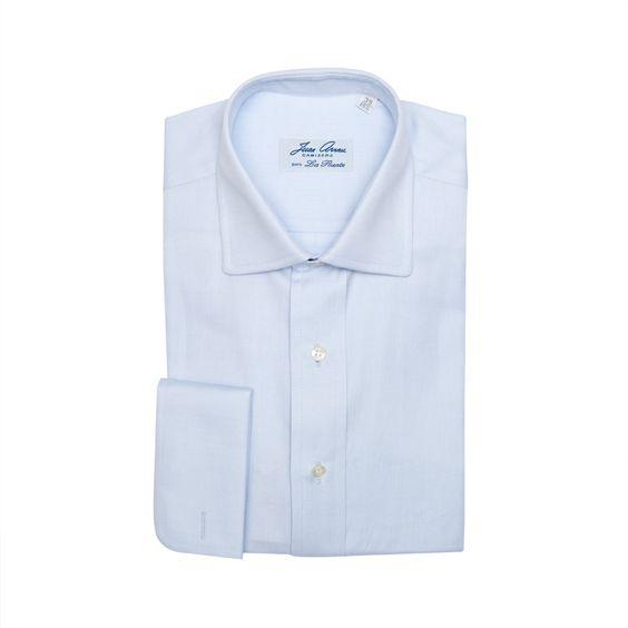 #camisa #LaPuente #Sevilla #men #modahombre #Oxford #celeste