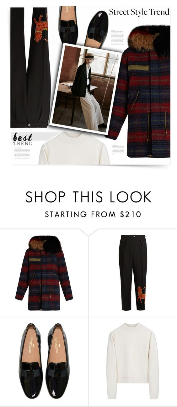 """""""#276) BEST TRENDS - OOTD"""" by fashion-unit ❤ liked on Polyvore featuring See by Chloé, Mr & Mrs Italy, Gucci, Acne Studios, polyversary and contestentry"""