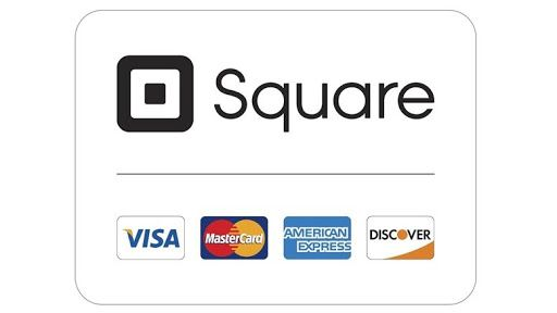 Square Card Reader Logo. Square mobile payment system gets