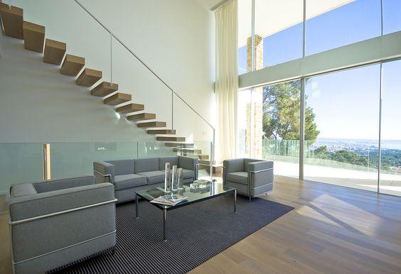 Neubau Villa auf Mallorca Architekturbüro Dr. Schmitz-Riol