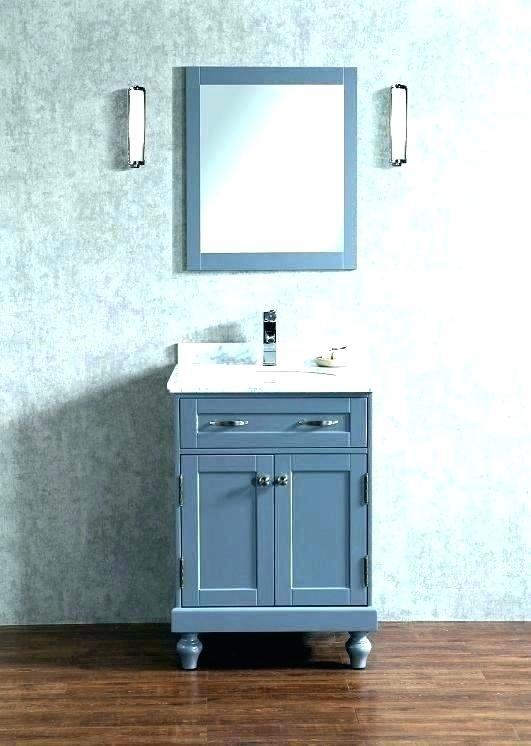17 Inch Deep Bathroom Vanity
