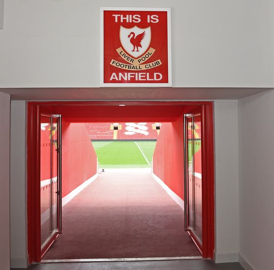 It's back! This is Anfield ❤️