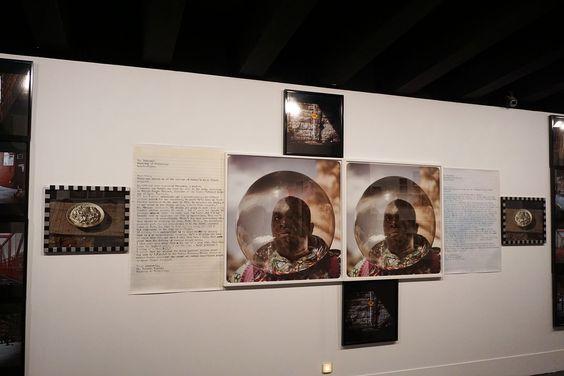 "Cristina de Middel #Exposición ""Muchismo"" Teatro Fernán Gómez. Centro Cultural de la Villa #Madrid  #Fotogafía #Photography #PHE16 #PHOTOESPAÑA #Arterecord 2016 https://twitter.com/arterecord"