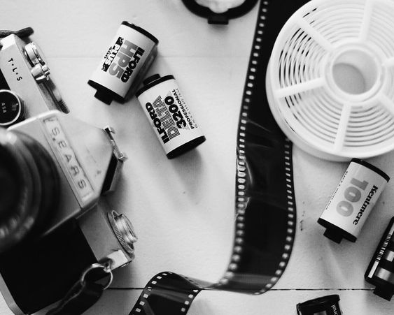 Collected all the film I could find amongst my belonging.  Phase one: B&W.  Stay tuned.